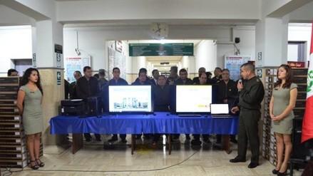 Ejército entrega equipos para nuevo sistema administrativo en el Hospital Militar