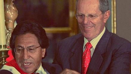 ¿Quiénes formaban parte del gabinete de PPK cuando fue primer ministro?