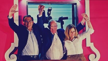 ONPE al 100%: Pedro Pablo Kuczynski es el virtual presidente del Perú