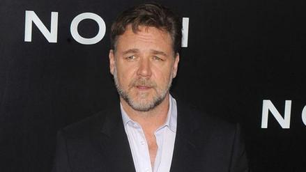Russell Crowe confiesa que no le gusta recibir órdenes de directores