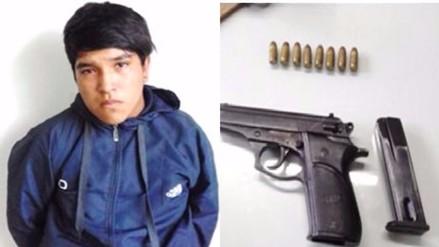 Trujillo: cae asaltante de 'La Jauría'