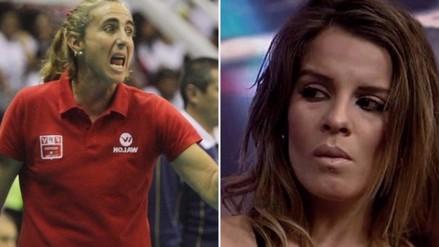 Natalia Málaga manda contundente mensaje a Alejandra Baigorria