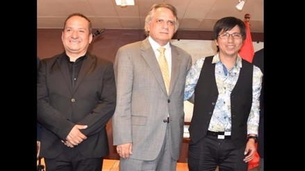 Labor musical de Diosdado Gaitán y Riber Oré son reconocidos por Unesco