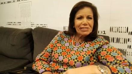 Lourdes Flores: