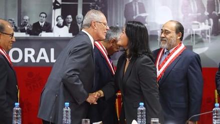 """PPK: """"Señora Keiko Fujimori, agradezco el gesto y trabajaremos por el Perú"""""""