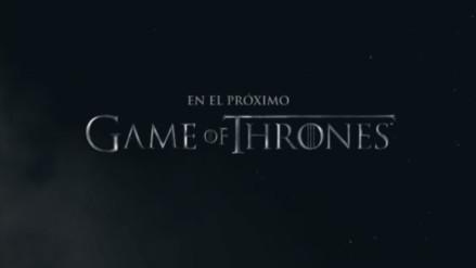 Game of Thrones: Creadores alistan capítulo más largo de la serie