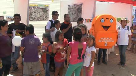 Preparan a población de zonas vulnerables ante desastres en Chiclayo