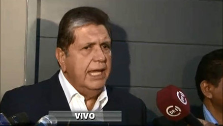 Alan García considera fundamental que Kuczynski y Keiko Fujimori se reúnan