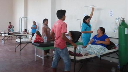 Reportan más de 900 casos de dengue en Lambayeque