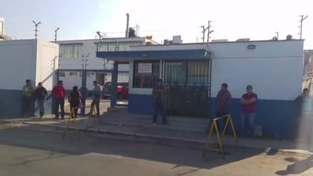 Cuerpos de policías fallecidos en Otuzco permanecen en la morgue de Trujillo