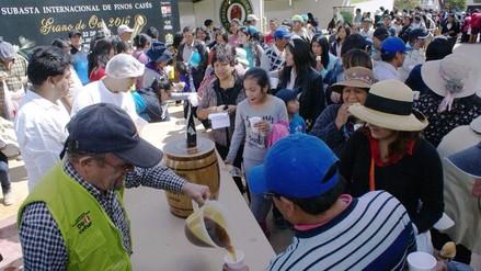 Huancayo: más de diez mil personas degustaron una taza de café en feria
