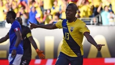 Copa América Centenario: Ecuador goleó 4-0 a Haití y avanzó a cuartos