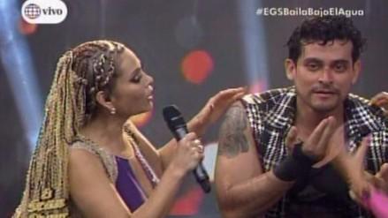 Christian Domínguez sufrió accidente en El Gran Show