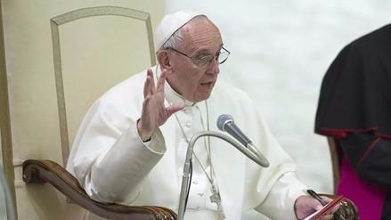 """Francisco: """"Tenemos que acabar con las causas de la esclavitud moderna"""""""