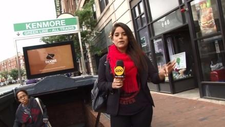 Selección Peruana: conoce el famoso metro en el estado de Boston