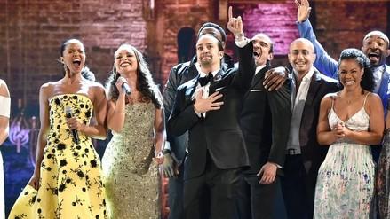 Premios Tony: Hamilton se consolidó con 11 estatuillas