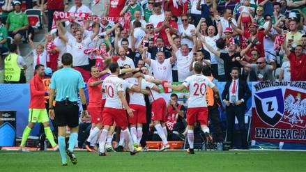 Eurocopa 2016: Polonia ganó 1-0 a Irlanda del Norte por el Grupo C