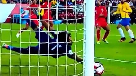 Perú vs. Brasil: Pedro Gallese y la espectacular atajada por Copa América