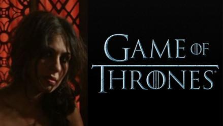 Game of Thrones: actriz de las 2 primeras temporadas ahora ejerce la prostitución
