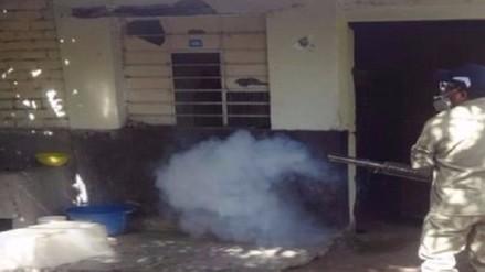 Aún existen 1 033 casos probables de dengue en la región Lambayeque