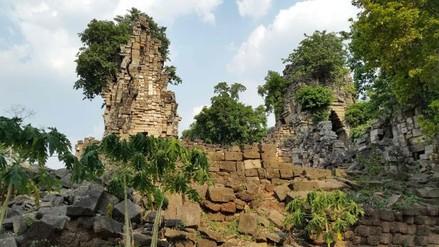 Camboya: tecnología láser reveló ciudades pérdidas en la jungla
