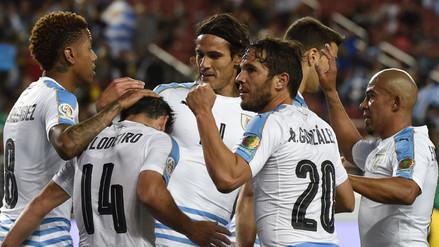 Uruguay se despidió de Copa América Centenario goleando 3-0 a Jamaica