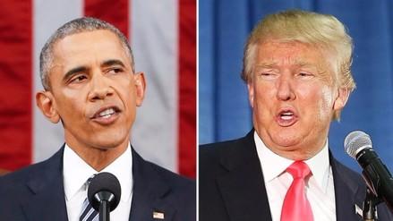 Orlando: Donald Trump exige la renuncia de Barack Obama tras el tiroteo