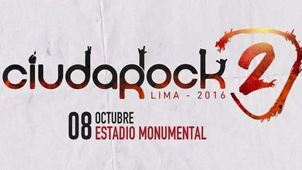 Ciudad Rock: conoce el line up del festival
