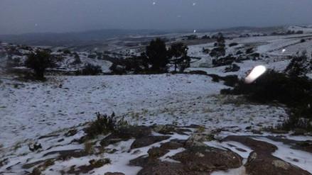 Pobladores de Vinchos piden apoyo para afrontar bajas temperaturas