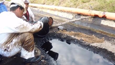 Puno: OEFA tomó muestras tras derrame de petróleo en Huacullani