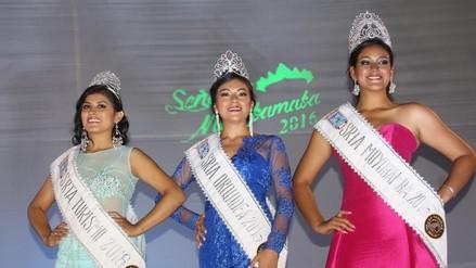 Moyobamba eligió a sus reinas de belleza para semana turística