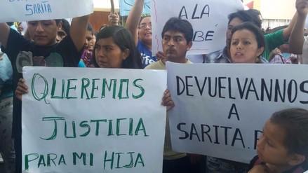 Trujillo: piden acelerar investigación para hallar a bebé robada por traficante