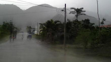 Moyobamba: friaje en la selva pone en alerta a pobladores