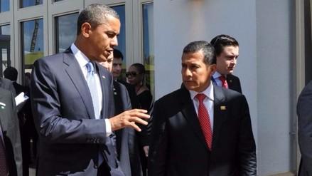 Humala envió mensaje de solidaridad a Obama por atentado en Orlando