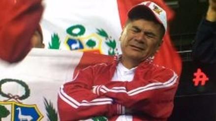 Perú vs. Brasil: hincha peruano rompió en llanto tras gol de Ruídiaz