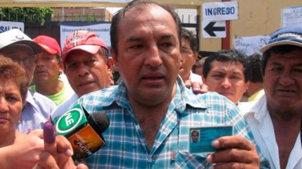 Gerardo Viñas se quedaría en Tumbes a afrontar proceso