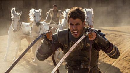 YouTube: ¿Cómo se grabó la escena de los caballos en el remake de Ben- Hur?