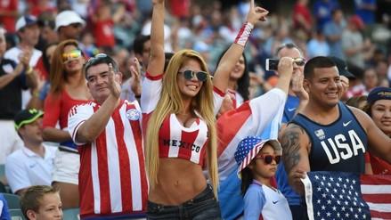 Simone Villar: la hincha que deslumbró en la Copa América Centenario
