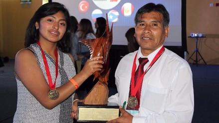 Reconocen a estudiantes de Juliaca en Feria Latinoamericana de Ciencias en México