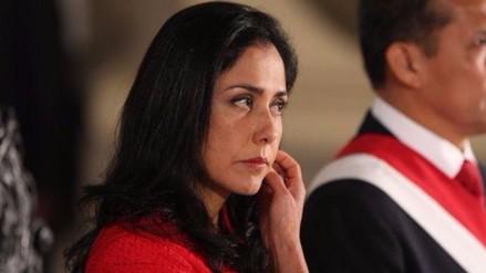Nadine Heredia: PJ evaluará impedimento de salida del país el jueves