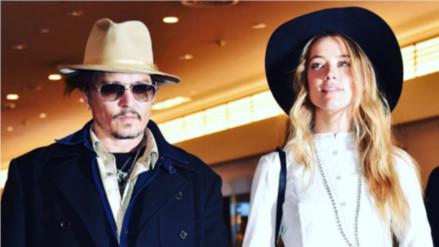 Amber Heard acusa a Johnny Depp de incumplir orden de alejamiento