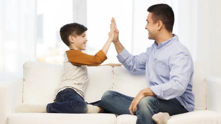 ¿Cómo ser un papá activo, afectivo y corresponsable?