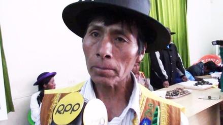 Pobladores de Pucará denuncian que fueron estafados por Procompite
