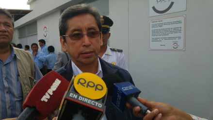 Ministro de Salud arribó a Chiclayo ante alerta por casos de dengue y zika