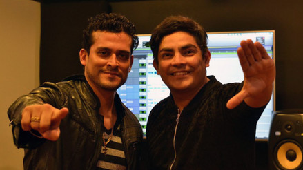 Christian Domínguez y Erick Elera unen sus voces en una balada