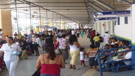 Hospital de la Solidaridad de Chiclayo se quedará por un tiempo indefinido