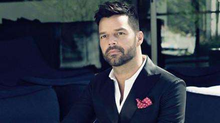 Ricky Martin exige actuar contra venta de armas en Estados Unidos