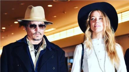 Johnny Depp: Amber Heard renunció a pensión de manutención