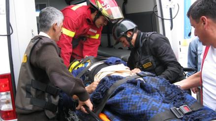 Accidente de tránsito dejó un muerto en la vía Cajamarca - Bambamarca