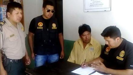 Capturan a sujeto acusado de violar a su menor hija